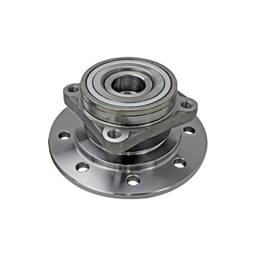 CRS NT515070 New Wheel Bearing Hub Assembly, Front Left (Driver)/ Right (Passenger), for 1994-1999 Dodge Ram 3500, RWD/ 4WD