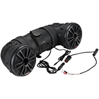 BOSS AUDIO ATV20 Powersports Plug and Play Audio System with Weather Proof 6.5 Inch Component Speakers (discontinued by manufacturer)