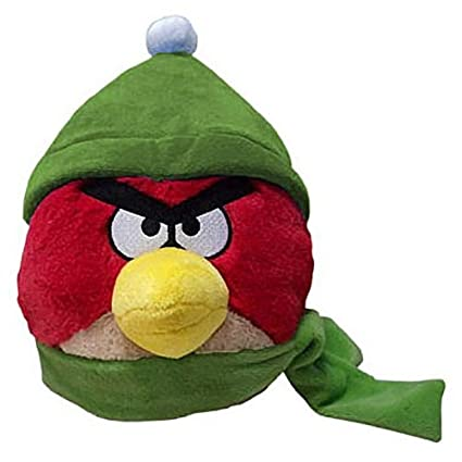"Angry Birds 6"" Winter Hat - Red Bird (Limited ..."