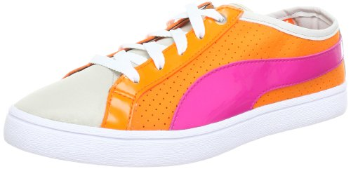 Wn's Popsicle orange top Perf Lo Femme Kai 04 Puma Low Mehrfarbig Multicolore Uxvqt6w