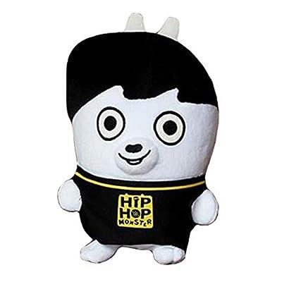 babyhealthy BTS Small Plush Puppets Bangtan Boys Suga Jin Jimin Jung Kook Rap-Monster Doll: Toys & Games