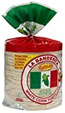 La Banderita Corn Tortilla | 80ct Each Pack | 2