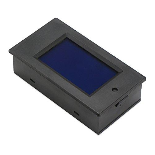 DROK AC Digital Multimeter Voltage Current Power Energy Detector Meter 80-260V 5A Ammeter 220V Voltmeter LCD Display Volt Amp Monitor Panel Gauge Mount by DROK (Image #6)