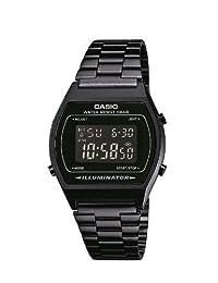 RELOJ CASIO DIGITAL NEGRO Reloj hombre B640WB-1BEF