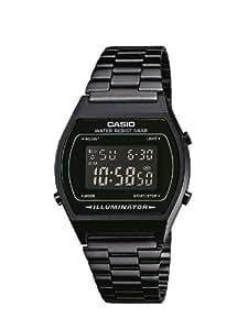 Casio Collection - Reloj Unisex Digital con Correa de Acero Inoxidable - B640WB-1BEF