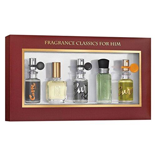 - Mens Designer Variety Mens 5 Piece Mini Set (Fragrance Classique)