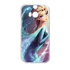 Frozen Princess Elsa Cell Phone Case for HTC One M8