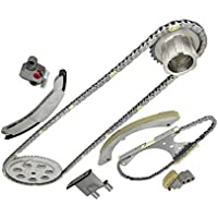 QUALINSIST Engine Timing Chain Kit Compatible with Toyota 4Runner Tundra 4.0L 2003 2009 TKTO050 TKDG240A TK167