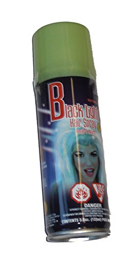 18008 (Black Lite Hair Spray) (Black Light Hairspray)