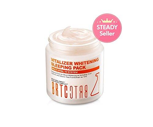 BRTC Vitalizer Whitening Sleeping 100ml product image