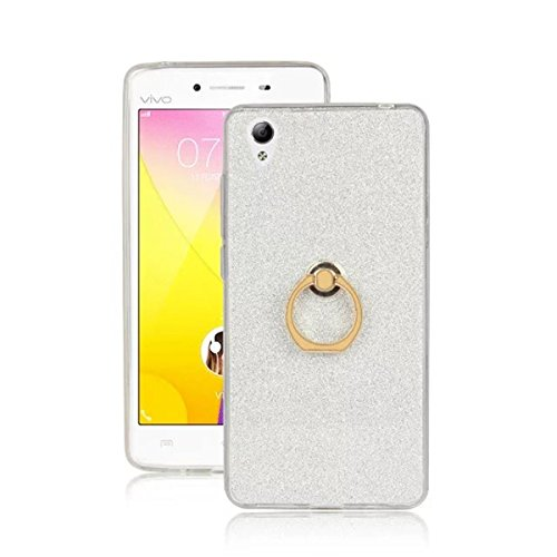 TPU Back Case Cover for Vivo Y51 (Clear) - 5