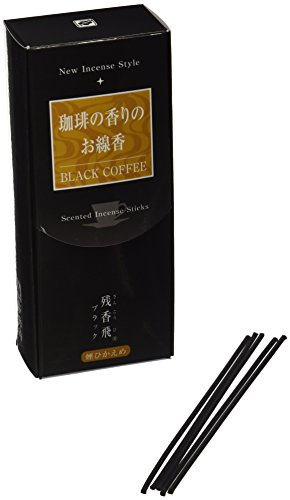(Japanese Incense Black Coffee Smokeless #790)