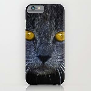 Society6 - Blue Disdain Ii iPhone 6 Case by Kam Minatrea wangjiang maoyi