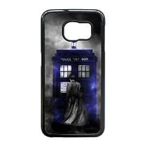 Samsung Galaxy S6 Edge case (TPU), doctor who cover photos facebook Cell phone case Black for Samsung Galaxy S6 Edge - FFFG4157449