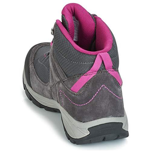 W Femme dahlia 001 Vedur Hautes De Chaussures asphalte Randonnée Mtd Mid Gris Aigle UFwSZqw