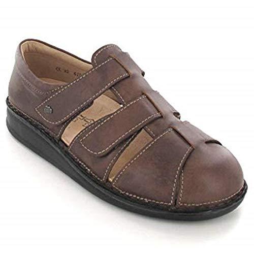 Finn Comfort Men's Taiga Sandal (44 EU)