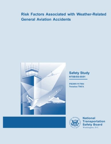 Safety Study: Risk Factors Associated with Weather-Related General Aviation Accidents