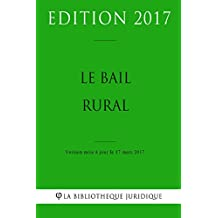Le Bail rural (French Edition)