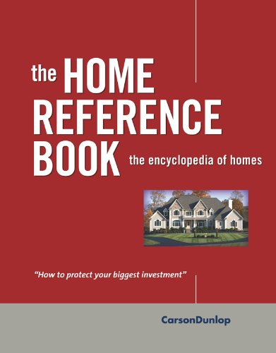 Home Reference eBook - The Encyclopedia of Homes