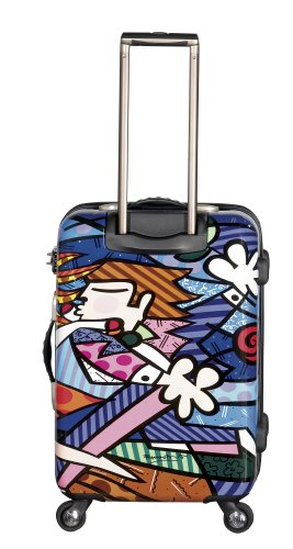 Heys - Künstler Britto Love Blossom Trolley mit 4 Rollen Medium