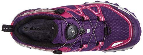 Violet Violett Chaussures de Boa Grape GTX Randonnée Fuchsia Iv 4817 Viking Femme Anaconda g8xnRaRqz