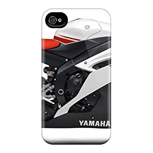 Protective Cases With Fashion Design For Iphone 6 (yamaha R6 Bike)