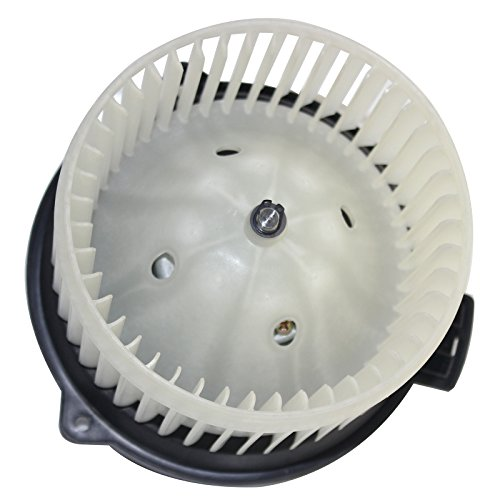 HVAC Replacement Blower Fan/Motor Assembly ECCPP Rear for 1999-2004 Honda Odyssey 2001-2003 Dodge Durango