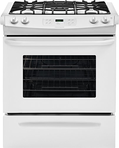 Frigidaire FFGS3025PW30 Slide Sealed Burner