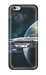 High-quality Durability Case For Iphone 6 Plus(spaceship) by icecream design