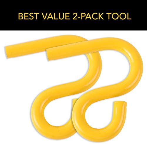 (2 Pack) Lower Control Arm Prying Tool - Specialty Tools for Mechanics Lower Control Arm Tool, 6007 Control Arm Prying Tool
