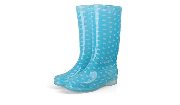 Para Botas De Lluvia Para Mujer,Crystal Zapatillas Para El Agua ...