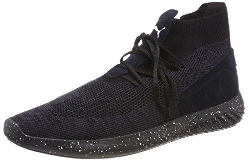 - Puma Speed Cat Wings Monaco Low-Top Sneakers, Puma Black-Puma White-Puma Black, 7.5 UK