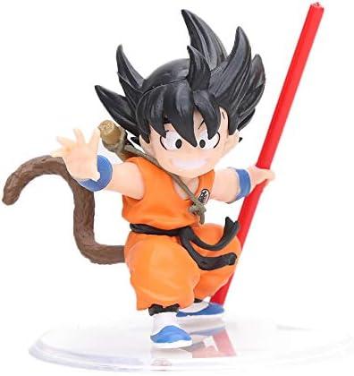 Anime Dragon Ball Z Super Saiyan Son Gohan Childhood Action Figure Toy Decor