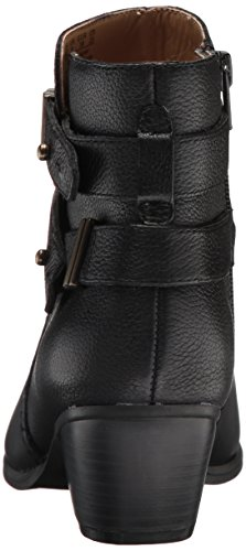 Naturalizer Womens Kelper Leather Closed Toe Ankle Fashion Boots Black Leather clearance discount pay with visa sale online CjIndd72X