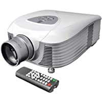 Pylehome Prjle55 Prjle55 High-Definition Led Widescreen Projector