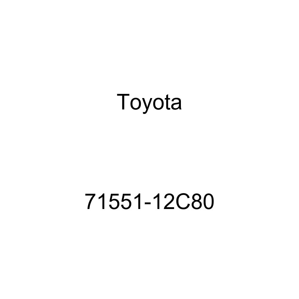 TOYOTA Genuine 71551-12C80 Seat Back Pad