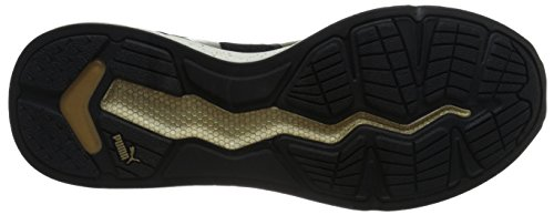 Sneaker Metallic Ignite Gold PUMA Sportstyle Black Metallic Women's 698 aw880qX