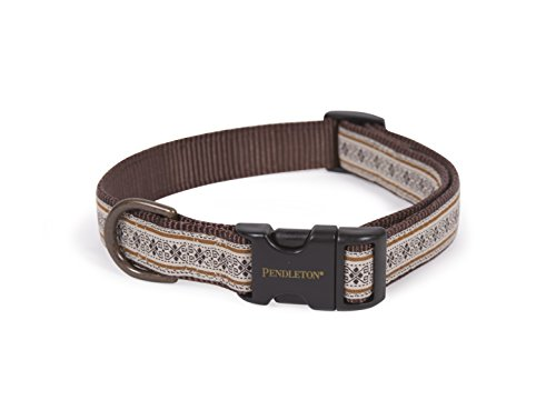 Pendleton Pet Classics Collar (L, Westerly) (Blanket Antique Wool)