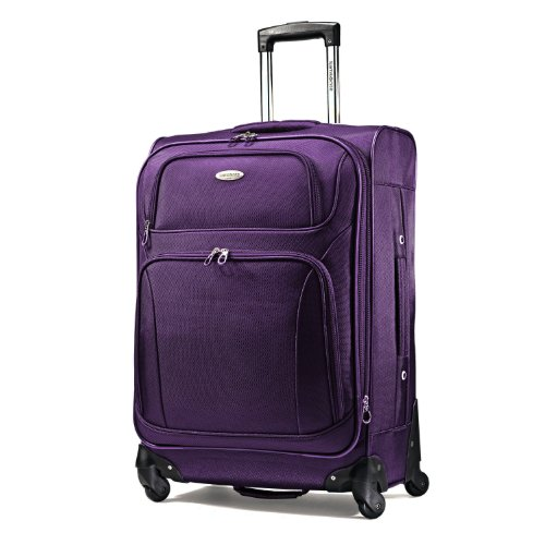 """Samsonite 151 Series 24"""" Spinner Purple - Exclusive"""