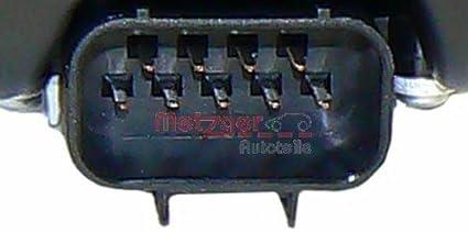 Metzger 0880077 Original Ersatzteil Zündspule Auto