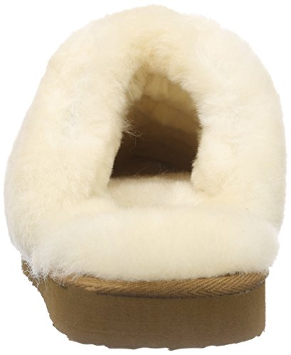 Ara Cosy - pantuflas forradas Mujer Braun (natur -06)