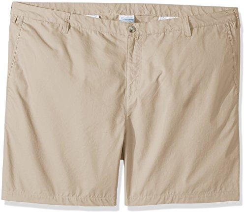 Columbia Men's Bonehead II Shorts, Size 54 x 10, Fossil -  Columbia (Sporting Goods), 1708964-160-Size 54 x 10