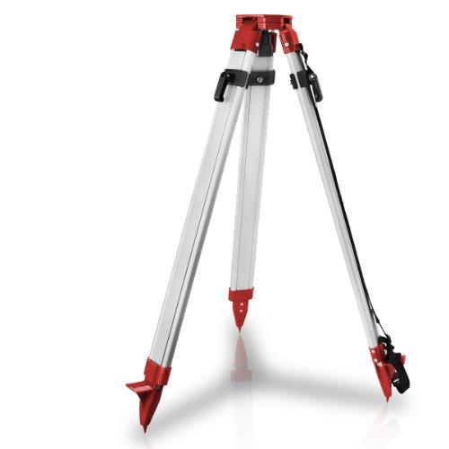 Berlan Stativ für Laser und Nivelliergeräte 1,02 - 1,63 m