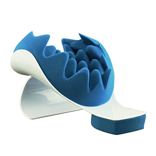 Rearand Neck And Shoulder Relaxer Neck Pain Relief And Support Shoulder Relaxer Massage Traction Pillow Chiropractic Pillow