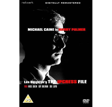 Ipcress File [Reino Unido] [DVD]: Amazon.es: Caine, Michael, Green, Nigel, Doleman, Guy, Lloyd, Sue, Furie, Sidney J., Caine, Michael, Green, Nigel: Cine y Series TV