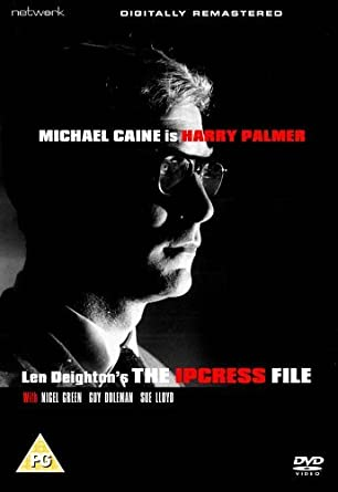 The Ipcress File [DVD]