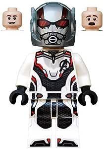 Marvel Avengers Nebule Quantum Realm Suit Mini Figure Super Heroes Kids WM643