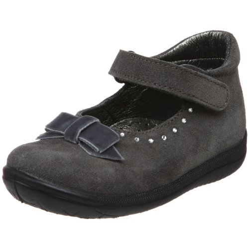 (Falcotto By Naturino 785 Mary Jane (Infant/Toddler),Grey (20),24 EU (8-8.5 M US Toddler) )