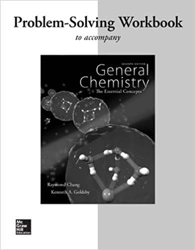 workbook solutions to accompany general chemistry the  workbook solutions to accompany general chemistry the essential concepts 7th edition