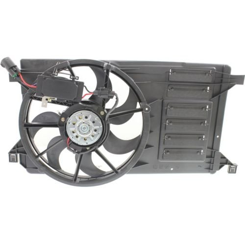 MAPM Premium MAZDA3 10-12 RADIATOR FAN SHROUD ASSEMBLY, 2.3L Eng.